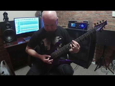 Oath of Damnation - I Curse Thee, O Lord! (Guitar Playthrough)