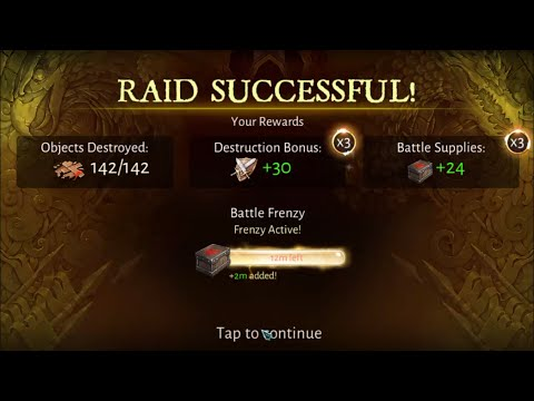 DH5 Armory Raid ( 142/142 Object Destroyed )