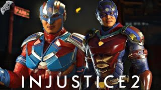Injustice 2 Online - EPIC ATOM GEAR!