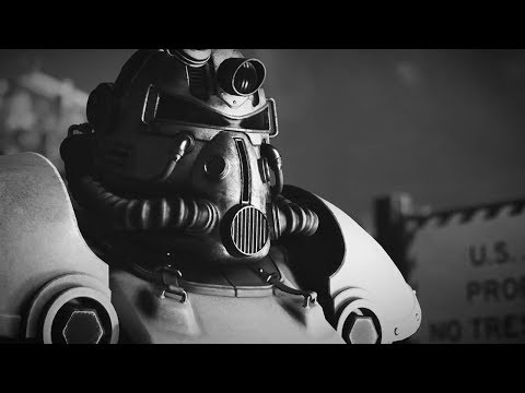Surprise: Fallout 76 is a multiplayer survival game and it's out in November