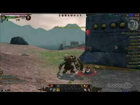Warhammer Online: Age of Reckoning Gameplay