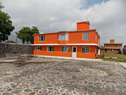 Vive en Jilotepec. Hermosa Casa de campo, ideal para disfrutar en Familia.