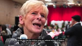 Belgian Ahmadis host New Year Receptions in Dilbeek, Turnhou & Eupen