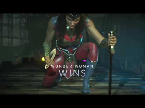 Injustice 2   How to unlock Exclusive Wonder Woman Gear