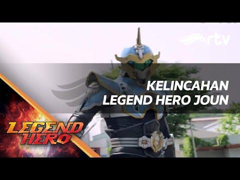 Legend Hero RTV : Kelincahan Legend Hero Joun