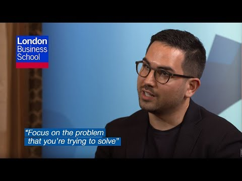 Advice for entrepreneurs from LBS Incubator | London Business School