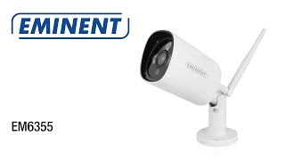 EM6355 CamLine Pro Outdoor 1080p Full HD IP Camera
