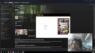 Fix inifinite loading screen on social club when running gta5 (Steam version)