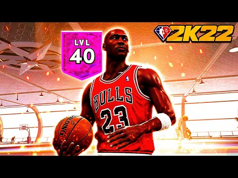 Using my MICHAEL JORDAN BUILD on NBA 2K22 Current Gen for the FIRST TIME...