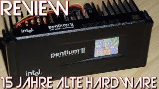 [Review] Ein PC mit 15 Jahre alter Hardware