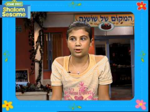 Shalom Sesame: Kids Talk About Jerusalem