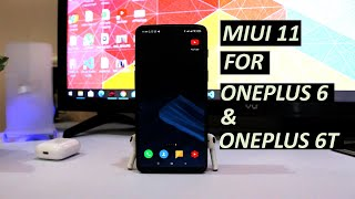 Miui 11 Rom For Oneplus 6 & Oneplus 6t Review & How to Flash ?