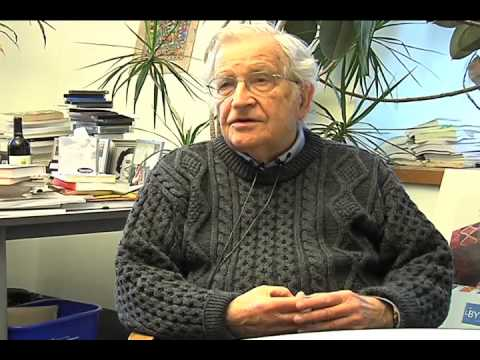 Chomsky on Climate and Farming.  Listen to the experts....