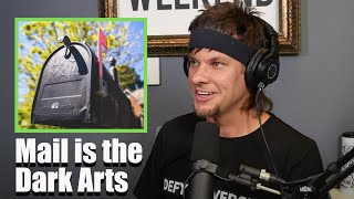 The Mail is the Dark Arts | Theo Von
