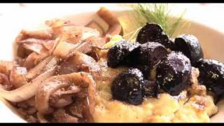 Thats Vegetarian - Creamy Polenta