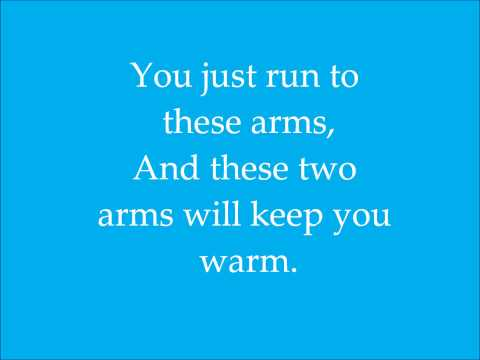 Xscape-Run to the Arms of the One Who Loves You(lyrics on screen)