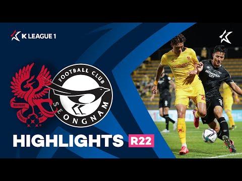 Gwangju FC Seongnam Goals And Highlights