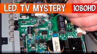 Ремонтируем LED телевизор #Mystery I нет информации в меню(, 2016-04-22T05:00:31.000Z)