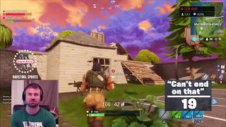 """LAST ONE... Highlights From Smitty & Young Mantis """"All Night"""" Fortnite Session"""