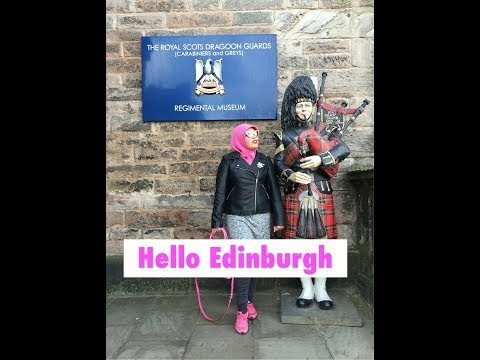 Hello Edinburgh