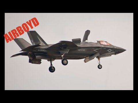 Royal Air Force F-35 STOVL Training