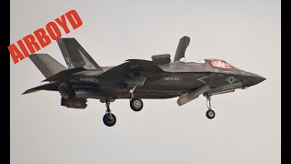 Royal Air Force F-35 STOVL Training