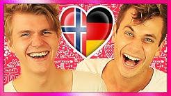 Norwegian Language VS German Language (ft. Infinity Atlas)