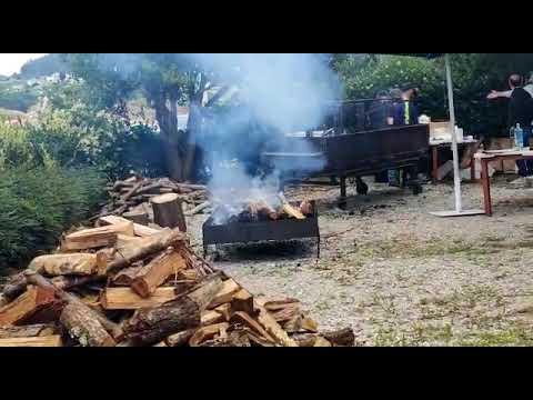 Churrascada en la Festa da Xuventude de Viveiro, que contará con el Combo Dominicano