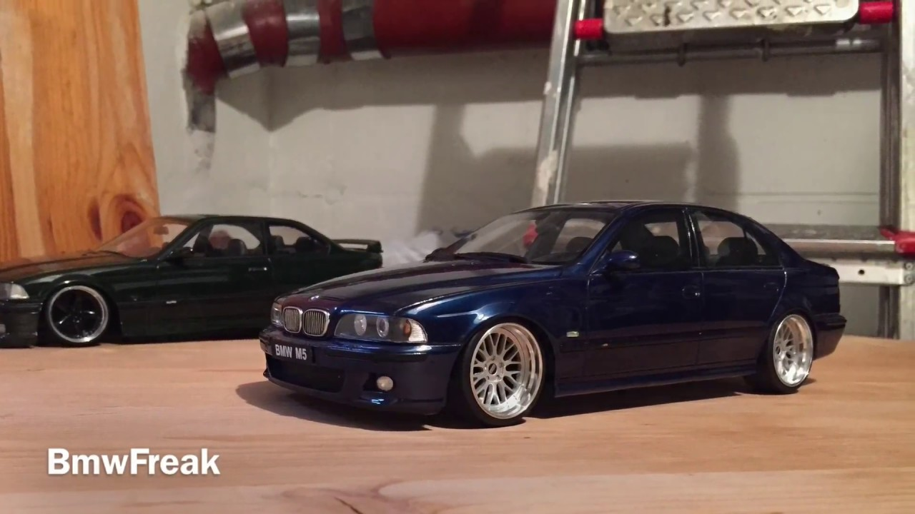 best of bmw e39 m5 tuning 1 18 1080p fullhd youtube. Black Bedroom Furniture Sets. Home Design Ideas