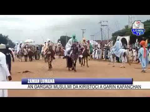 Download Zaman Lumana: An Gargadi Musulmi Da Kiristoci A Garin Kafanchan