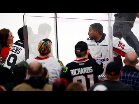 Hockey Hell: Black NHL Player Responds To Fans Racial Taunts