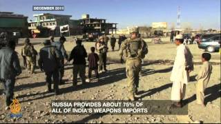 Inside Story - Global arms trade: Who are the winners?