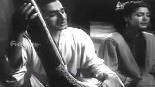 Ritu aaye ritu jaye sakhi ri..Manna Dey_Lata_Prem Dhawan_Anil Biswas_Hamdard1953..a tribute
