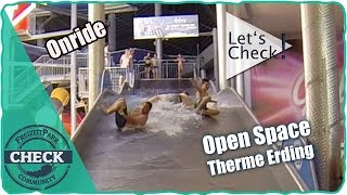 Therme Erding- Open Space - Onride