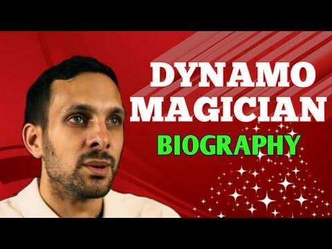 Dynamo magician ethnicity