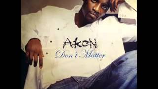 Cover images Akon - Don`t Matter (HQ)