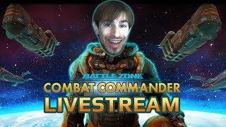 7-28-18 | Battlezone: Combat Commander Livestream (Hard Campaign) + Multiplayer