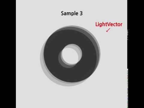 2D Raymarching Sampling