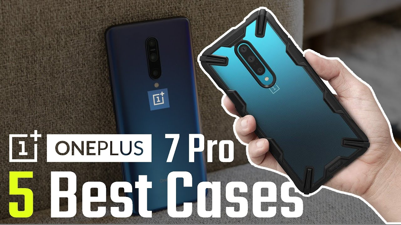 5 Best Oneplus 7 Pro Cases To Buy Under 15 2019 Youtube