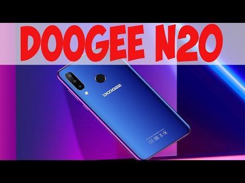 Обзор смартфона Doogee N20 (Doogee Y9 Plus)
