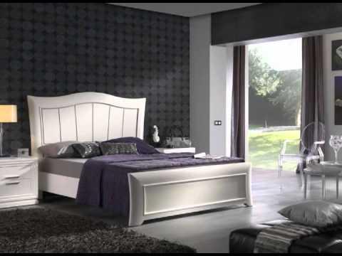 Dormitorios de matrimonio con cabeceros y pieceros youtube - Armarios rinconeros dormitorio matrimonio ...