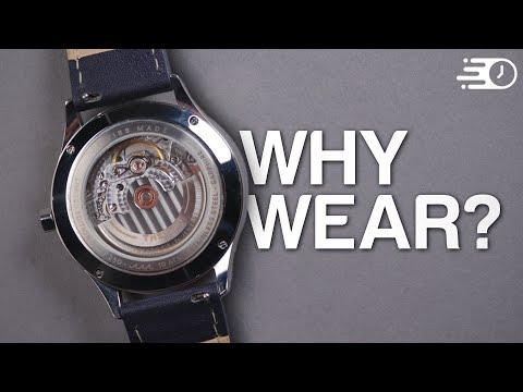 5 Reasons To Choose A Mechanical Watch