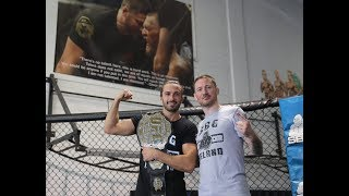 Inside SBG Dublin With MMA Coach John Kavanagh | UFC | Conor McGregor