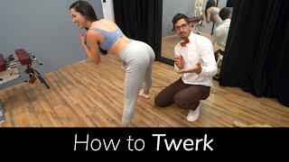 How to Twerk iฑ One Minute! - Twerking 101 -MoveU