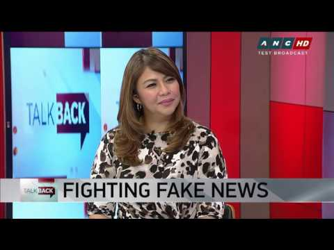 What is 'fake news'?