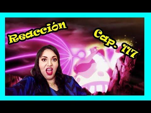 ¡POR FIN! ¡GRACIAS No. 18! - Reacción, capítulo 117 de Dragon Ball Super
