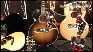 TOKYO GUITAR SHOW 2012速報(クロサワ楽器 G-CLUB・アコースティックギター)