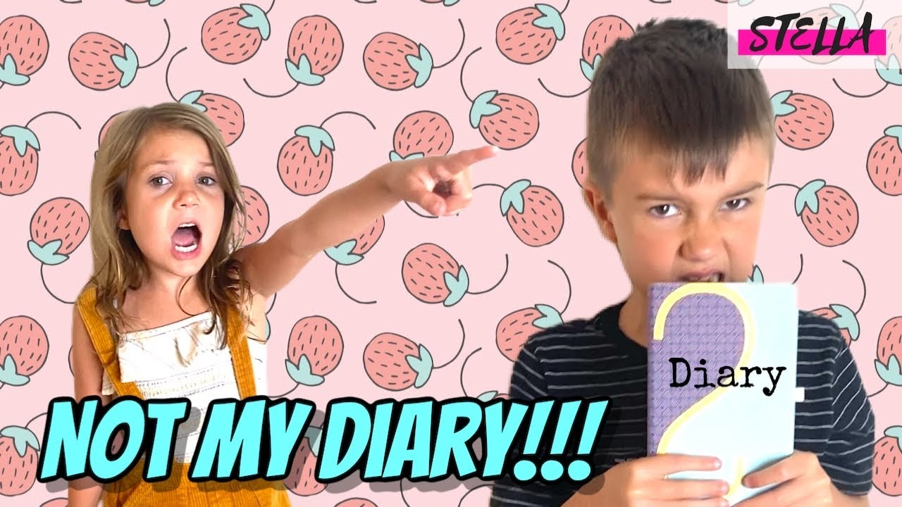 Stealing Stella's Diary