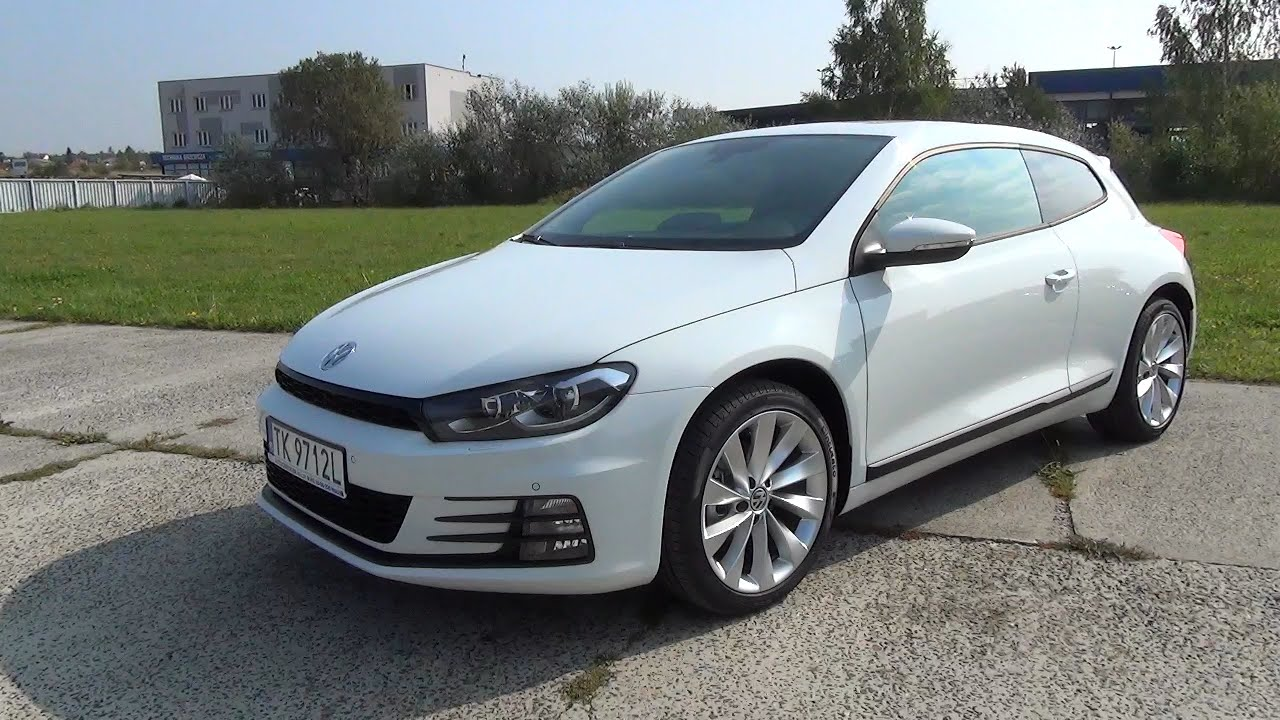 pl 2014 2015 volkswagen scirocco 1 4 tsi test pl. Black Bedroom Furniture Sets. Home Design Ideas