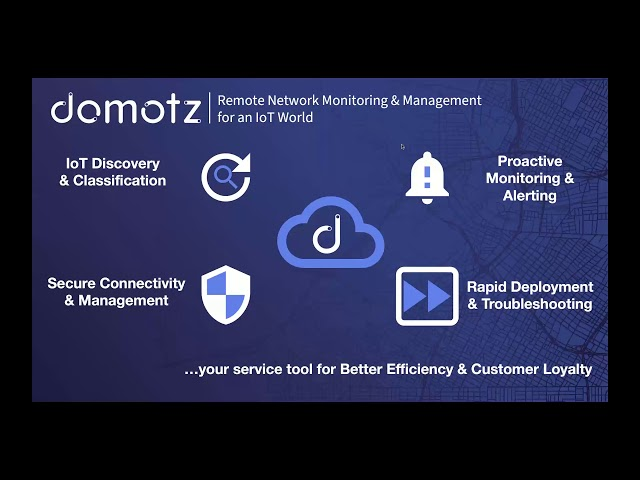 Cloud Based Management Solutions